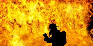 ryp, brandgevaar