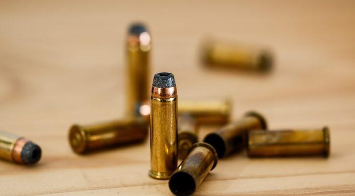 geweld, firearm