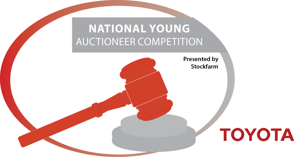 Toyota SA National Young Auctioneer Competition logo
